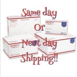 Other - Same or next day shipping!